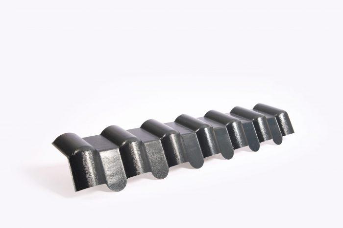 weikhoplex onderpanelement antraciet