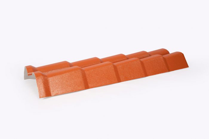 weikhoplex gevelelement steenrood